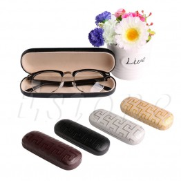 1PC Protable Metal Sunglasses Hard Eye Glasses Eyewear Protector Box Hard Case Christmas Gifts