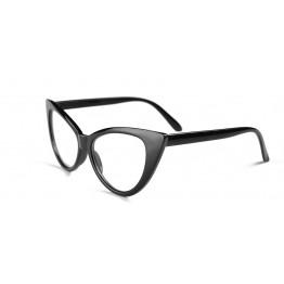 2016 New Cat Eye Glasses Frame For Women Sexy Retro Fashion Men Nerd Glasses Clear Lens Glasses Frame Oculos De Grau