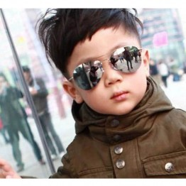 2017 Classic Kids Sunglasses Boys Girls Polarized UV400 Polarized Colorful Sunglasses Children Brand Designer Oculos Infantil