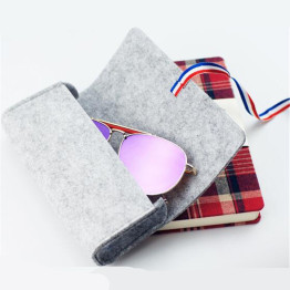 2017 Colorful Cover Sunglasses Case For Women Glasses Box Luxury Sunglasses Bag Eyeglass cases For Men Eyewear Accessories