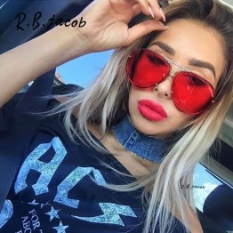 2017 New Arrival Oversize Brand Designer Mirror Sunglasses Men Women UV400 Lady Sun Glasses Female Italy Big Size Male Female