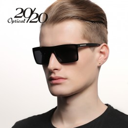 20/20 Brand Classic Black Polarized Sunglasses Men Driving Sun Glasses for man Shades Eyewear With Box Oculos PL273