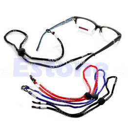 Adjustable Sunglasses Neck Cord Strap Sport Glasses String Lanyard Holder