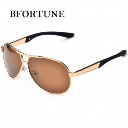 BFORTUNE2017 Fashion Polorized Sunglasses Men Brand Designer Pilot UV400 Shades Mens Sun Glasses Oculos Masculino Lunettes Homme