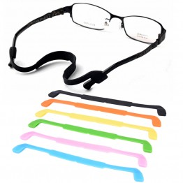 Best Selling Eshylala Kids Eyewear Chains & Lanyards Silicone Eyeglasses Accessories Glasses Sunglasses Strap Band Cord Holder