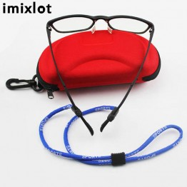 Casual Sport Eyeglass Sunglasses Cotton Neck String Cord Retainer Strap Eyewear Lanyard Holder Rope Chain Out Accessoires