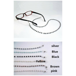 Eyeglasses Cord  spectacle sunglasses eyewear chain reading glasses holder 6 different colors for options