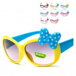 Fashion Kids Sunglasses children Princess cute baby Hello- glasses Wholesale High quality boys gilrs suanglass Summer style