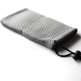 Free Shipping Glasses Case Soft Waterproof Plaid Cloth Sunglasses Bag Glasses Pouch Colored Contact Lenses