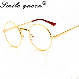 Harry Potter Retro Round Eyes Glasses Frame Men Women Reading Optical Glasses Eyeglasses Frame Clear Glasses Nerd Oculos De Grau