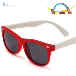Infant Children Sunglasses TAC Polarized Goggle Kids Sunglasses Baby Safety Coating Glasses Sun UV 400 Protection Shades
