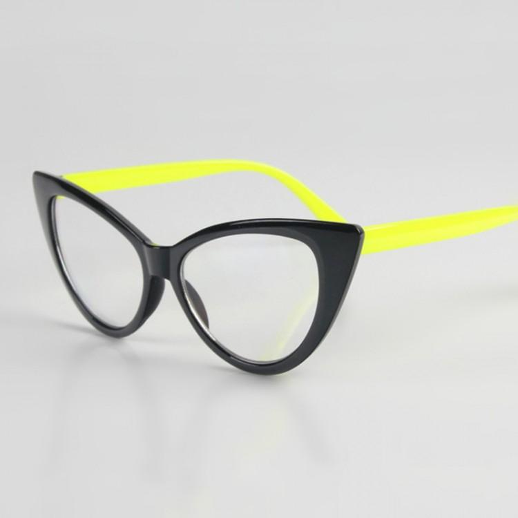 0476cfaf60 KOTTDO Fashion Optical Computer Eyeglasses Cat Eye Brand Designer Glasses  Frame For Men Women Vintage Eyewear Oculos De GrauGlasses Frames
