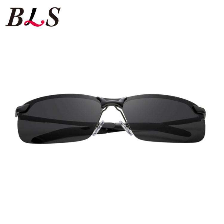 adda197290 Matrix Sunglasses rectangle frame Men sport Brand Polaroid Driving Eyewear  Polarized Vintage Male square fishing Sunglasses 3443Hiking Fishing Cycling  ...