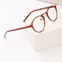 Men Women Nerd Glasses Clear Lens Eyewear Unisex Retro Eyeglasses Spectacles Sunglasses