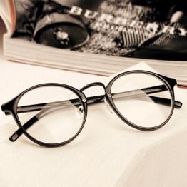 Mens Womens Nerd Glasses Clear Lens Eyewear Unisex Retro Eyeglasses Spectacles s72