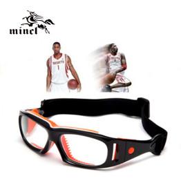 Mincl/ Sports eye safety protection glasses basketball soccer optical eyeglasses eye glasses spectacle frame eyewear can  myopia