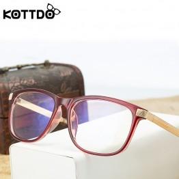 New Women Eyeglasses Retro Vintage Optical Reading Spectacle Eye Glasses Frame Men Women Brand Designer Oculos De Grau Femininos