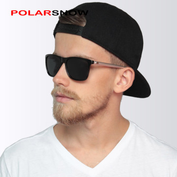 POLARSNOW Aluminum+TR90 Sunglasses Men Polarized Brand Designer Points Women/Men Vintage Eyewear Driving Sun Glasses32766519967