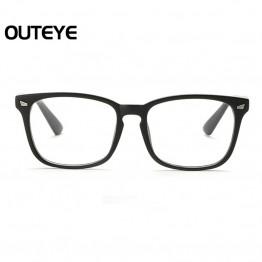 Retro Optical Myopia Glasses Fashion Clear Lens Eyewear Nerd Eye Glass Frame Transparent Computer Eyeglasses Frame For Men Women