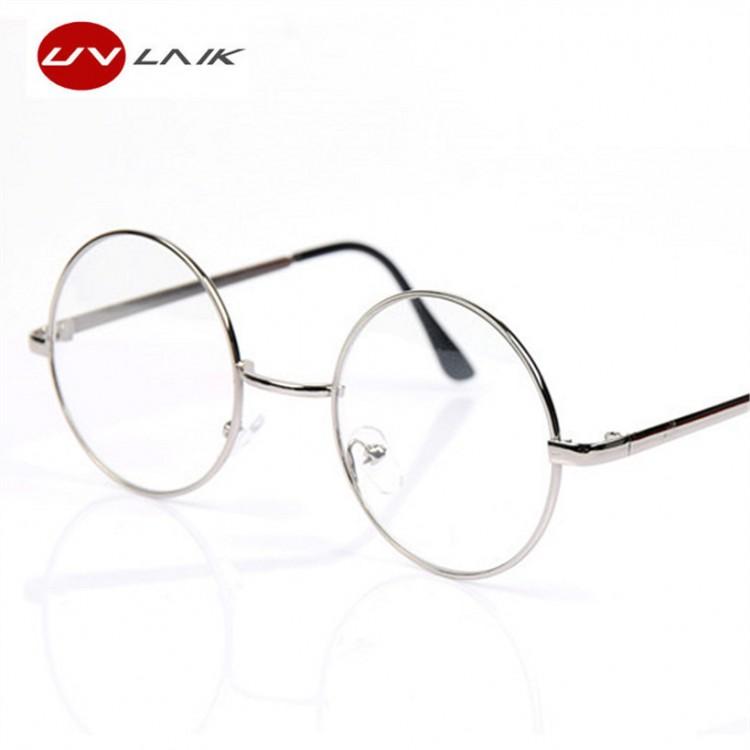 0c546abb18 Round Spectacle Glasses Frames For Harry Potter Glasses With Clear Glass  Women Men Myopia Optical Transparent GlassesGlasses Frames
