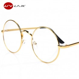 Round Spectacle Glasses Frames For Harry Potter Glasses With Clear Glass Women Men Myopia Optical Transparent Glasses