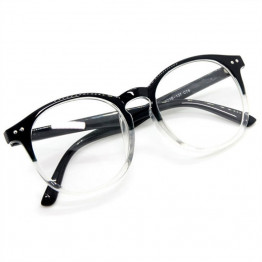 Spectacle Glasses Frames Fashion Glasses With Clear Glass Brand Optical Clear Transparent Glasses Women Men Frame