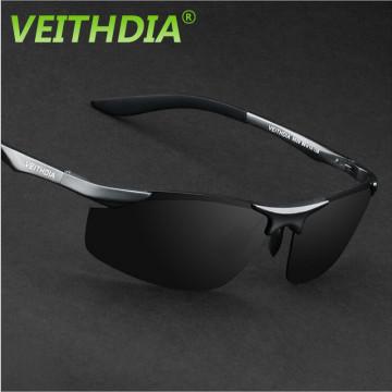 VEITHDIA Aluminum Magnesium Brand Designer Polarized Sunglasses Men Glasses Driving Glasses Summer 2017 Eyewear Accessories 652932272904302