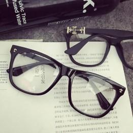 Vintage Eyeglasses Men Women Eyeglasses Optical For Myopia Eyeglasses Frame Plain Retro Eye Glasses Frame oculos de grau A0111