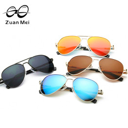Zuan Mei Brand Pilot Kids Sunglasses Boys Baby Sunglasses Girls Children Glasses Sun Glasses For Boys Gafas De Sol Ninos R302